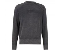 Sweatshirt 'Florenz' mit Logo Druck