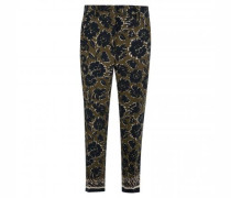 Culotte 'Claire' mit floralem All-Over Muster