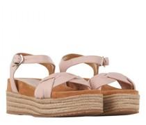 Sandale 'Cloy' mit Plateausohle