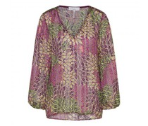Bluse 'Cithaso' mit All-Over Druck