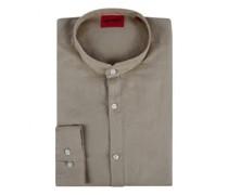 Extra Slim-Fit Hemd 'Elvorini' aus Leinen