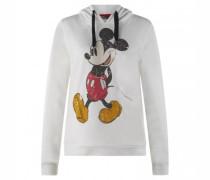 Hoddie mit 'Mickey' Print