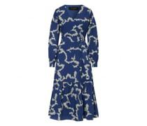 Kleid 'Oapall' mit Musterung
