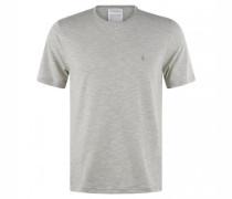 T-Shirt 'James' mit Strukturmuster