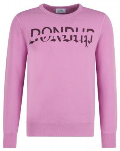 Sweatshirt 'Felpa' mit Label-Print