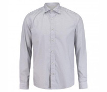 Casual-Hemd 'Minimal' aus Baumwolle