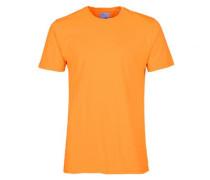 Basic T-Shirt mit Rundhalsausschnitt