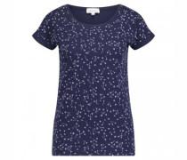 T-Shirt 'Livaa' mit Musterung