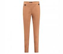 Schmale Hose mit seitlichem Reißverschluss