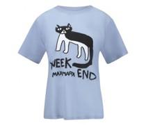 T-Shirt 'Jajce' mit Front-Print