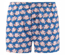 Boxershorts mit All-Over Print