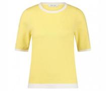 Pullover mit Kontrastkanten