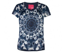 Blusenshirt 'Rula L' in Batik-Optik