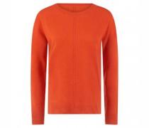 Pullover aus softer Wolle-Kaschmir Mischung