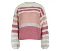Pullover 'Mimie' mit Streifenmuster