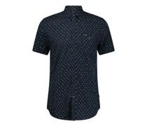 Short Sleeve Shirt Cotton/linen wi