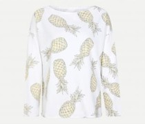 Sweatshirt mit All-Over Print