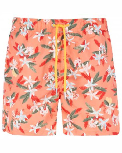 Badehose mit All-Over Muster