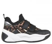 Sneaker 'Kelley' mit Leo-Muster