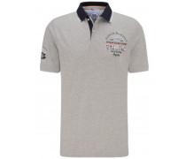 Polo-Shirt mit Print