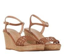 Sandalette 'Lobi' mit Keilabsatz