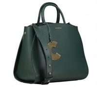 Handtasche 'Concrete' aus Leder