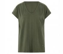 T-Shirt 'Lennox' mit Glitzersteinbesatz