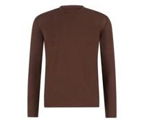 Leichter Pullover aus Baumwolle