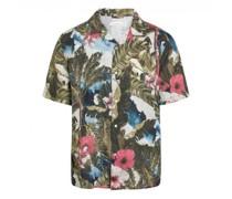 Loose-Fit Hawaii-Hemd