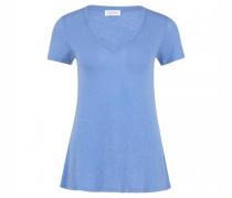 Basic T-Shirt 'Kobi' mit V-Ausschnitt