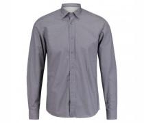 Slim-Fit Hemd 'Minimal' aus Baumwolle