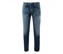 Tapered-Fit Jeans 'Brighton'