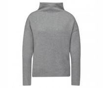 Pullover mit Stehkragen aus Cashmere