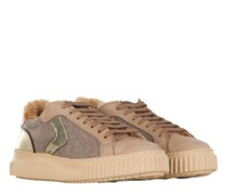Sneaker 'Lipari' mit Lammfell-Futter