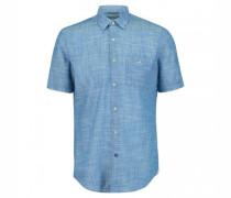 Modern-Fit Hemd mit airtouch
