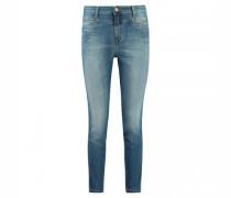 Highwaist-Jeans 'skinny pusher'