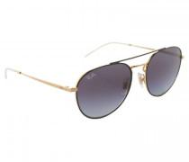 Sonnenbrille mit leichtem Farbverlauf