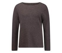 Oversized Pullover aus Cashmere