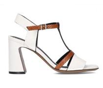Sandaletten aus Leder