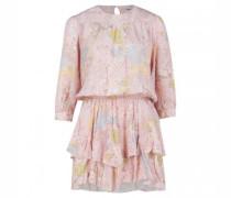 Kleid 'Rooka' mit Volantdetails