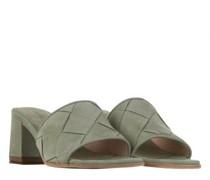 Sandalette 'Polly' aus Leder