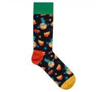 Socken mit Bananen-Motiv