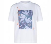 T-Shirt 'Miaa' mit Frontprint