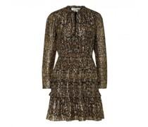 Kleid 'Glen' mit Schimmer-Effekt