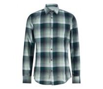 Regular-Fit Hemd mit Karomuster