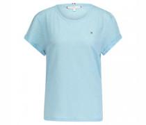 T-Shirt 'Vikki' mit Rundhalsausschnitt