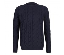 Pullover 'Field' mit Zopf-Muster