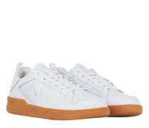 Sneaker 'Visukl' aus Leder
