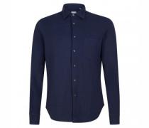 Regular-Fit Hemd aus Baumwolle