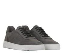 Sneaker 'Nubuck' aus Leder